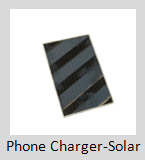 Phone Charger Solar