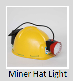 Miner Hat Lights