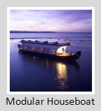 Modular Houseboat