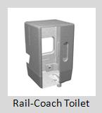 Rail Coach Toilet